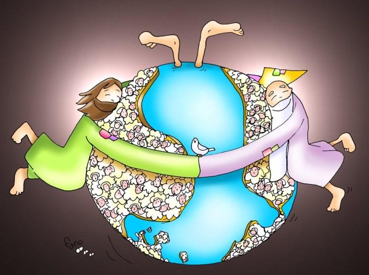 Resultado de imagen de dios mundo
